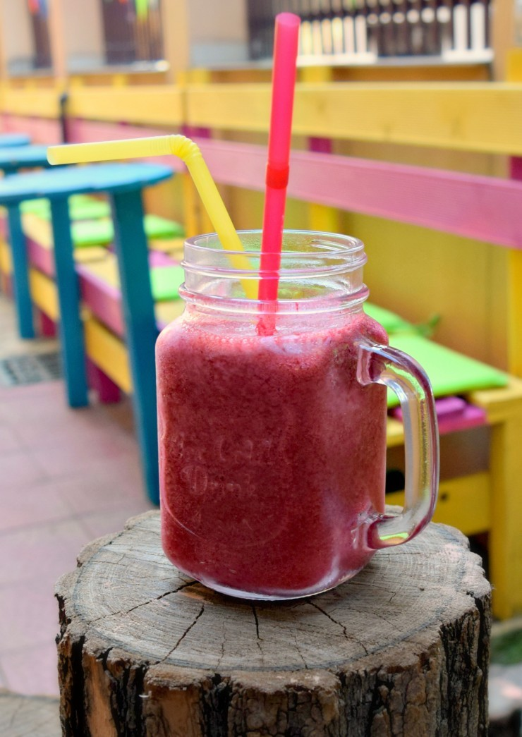 Smoothie Berry San 100% Fructe