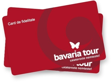 card fidelitate bavaria tour