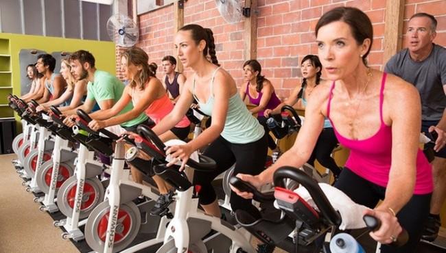 bicicleta fitness slabeste)