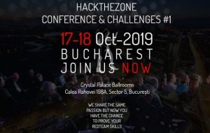 Pasionat de Ethical Hacking? Participă în Octombrie la Hack The Zone Conference & Challenges