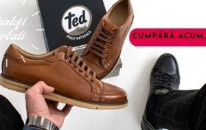 Ted Shoes - incaltaminte de calitate si in tendinte